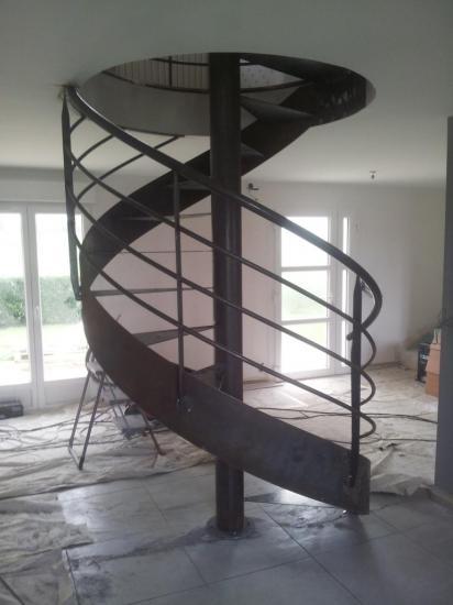 Escalier colimçon